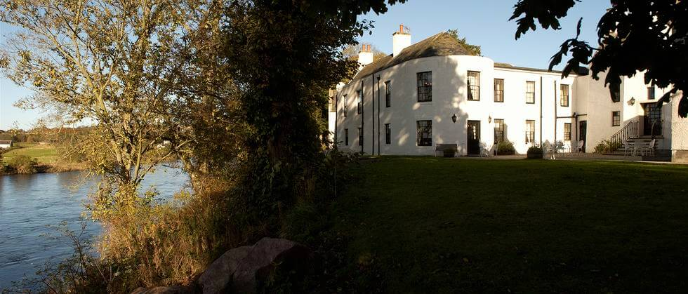 Maryculter House hotel Aberdeen - country house hotels in Scotland