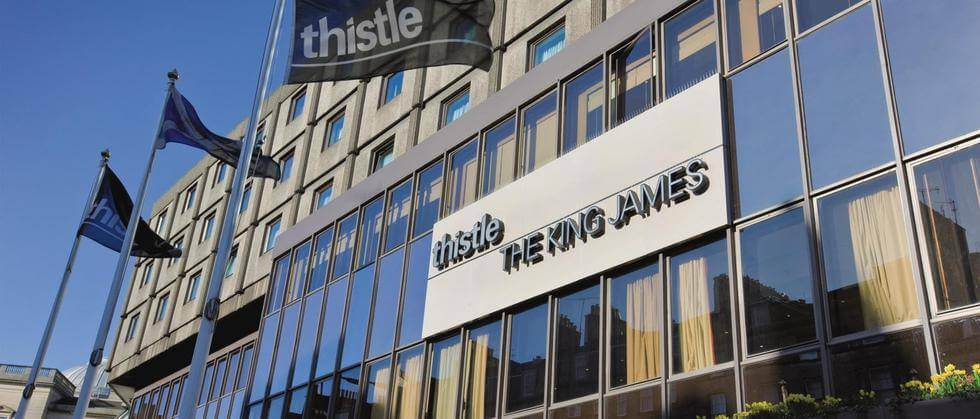 Thistle Hotel Edinburgh city centre